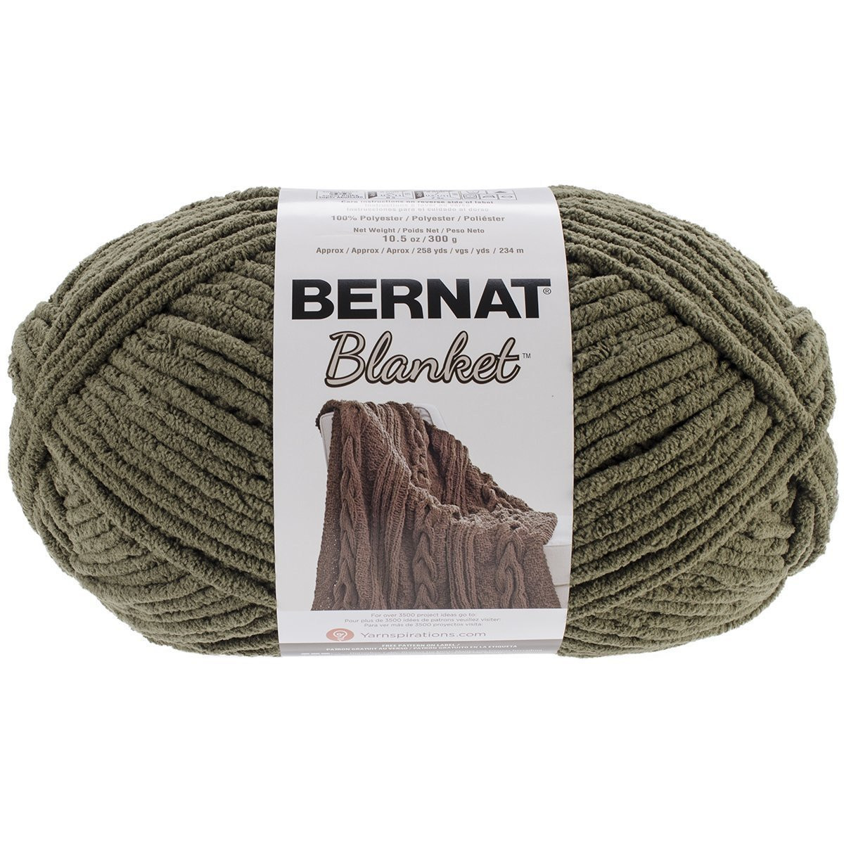 5 Bulky Yarn Fresh Bernat Big Blanket Yarn In Olive Skein 300 Grams New Of Superb 41 Images 5 Bulky Yarn