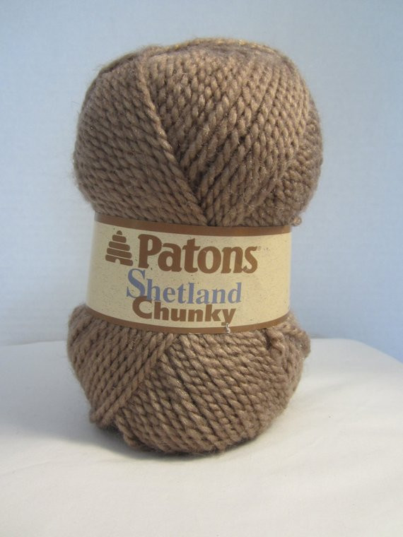 5 Bulky Yarn Inspirational Patons Shetland Chunky Yarn Taupe Yarn Brown Yarn Bulky 5 Of Superb 41 Images 5 Bulky Yarn