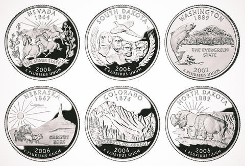 50 State Quarters Fresh All 50 Us State Quarters Ranked Worst to Best Thrillist Of Great 48 Images 50 State Quarters