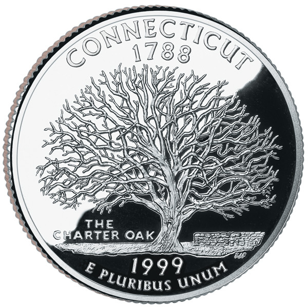 50 State Quarters Inspirational United States 1999 Connecticut 50 State Quarter Of Great 48 Images 50 State Quarters
