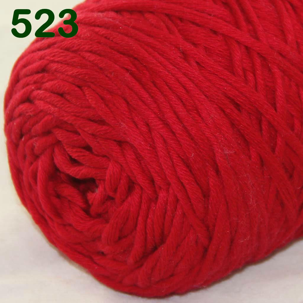 Sale New 1 Cone x400gr Soft Worsted Cotton Chunky Super