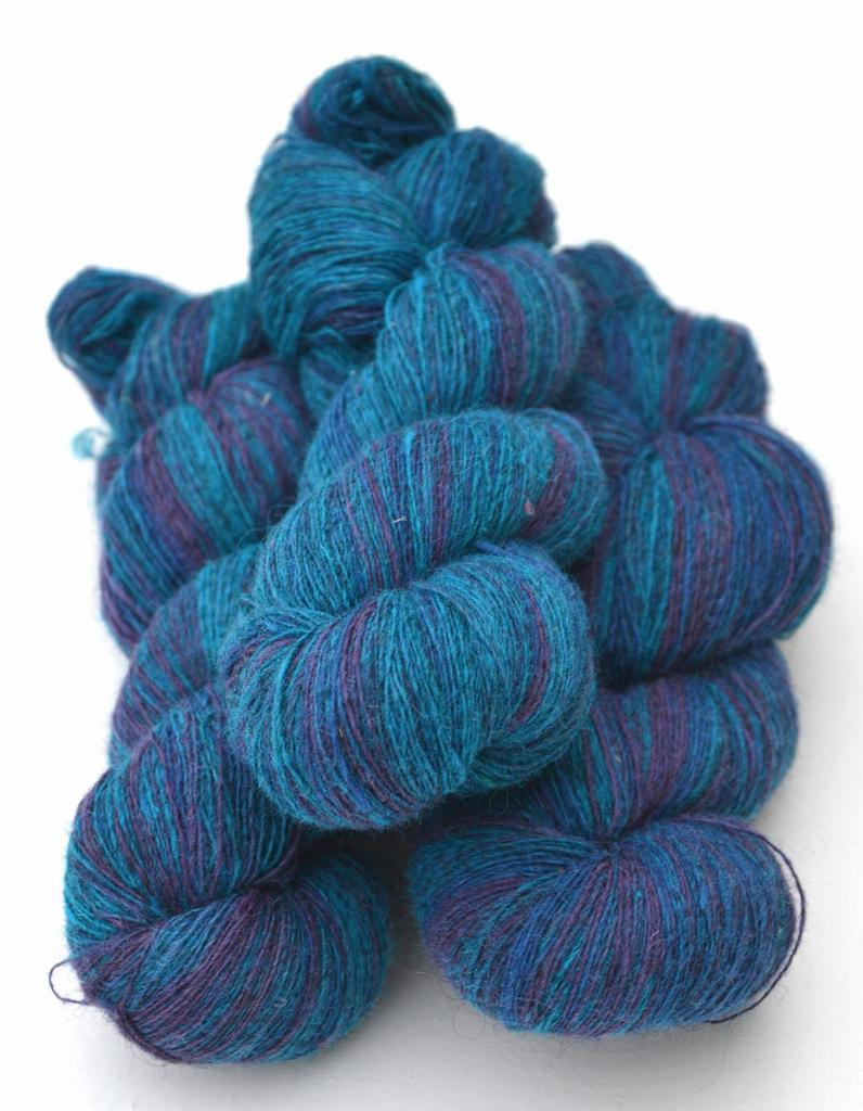 6 Weight Yarn Awesome 6 1 39 Blue Variegated 1 Ply Lace Weight Wool Yarn Of Top 45 Ideas 6 Weight Yarn