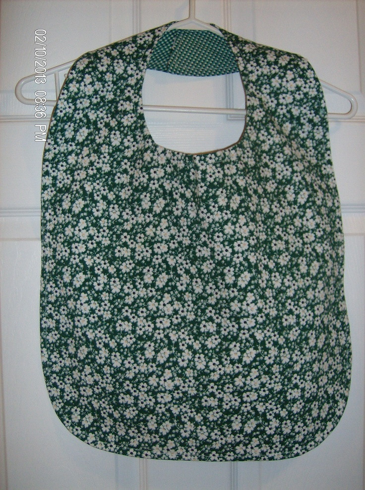 Adult Bib Pattern New 17 Best Images About Adult Bibs On Pinterest Of New 40 Ideas Adult Bib Pattern