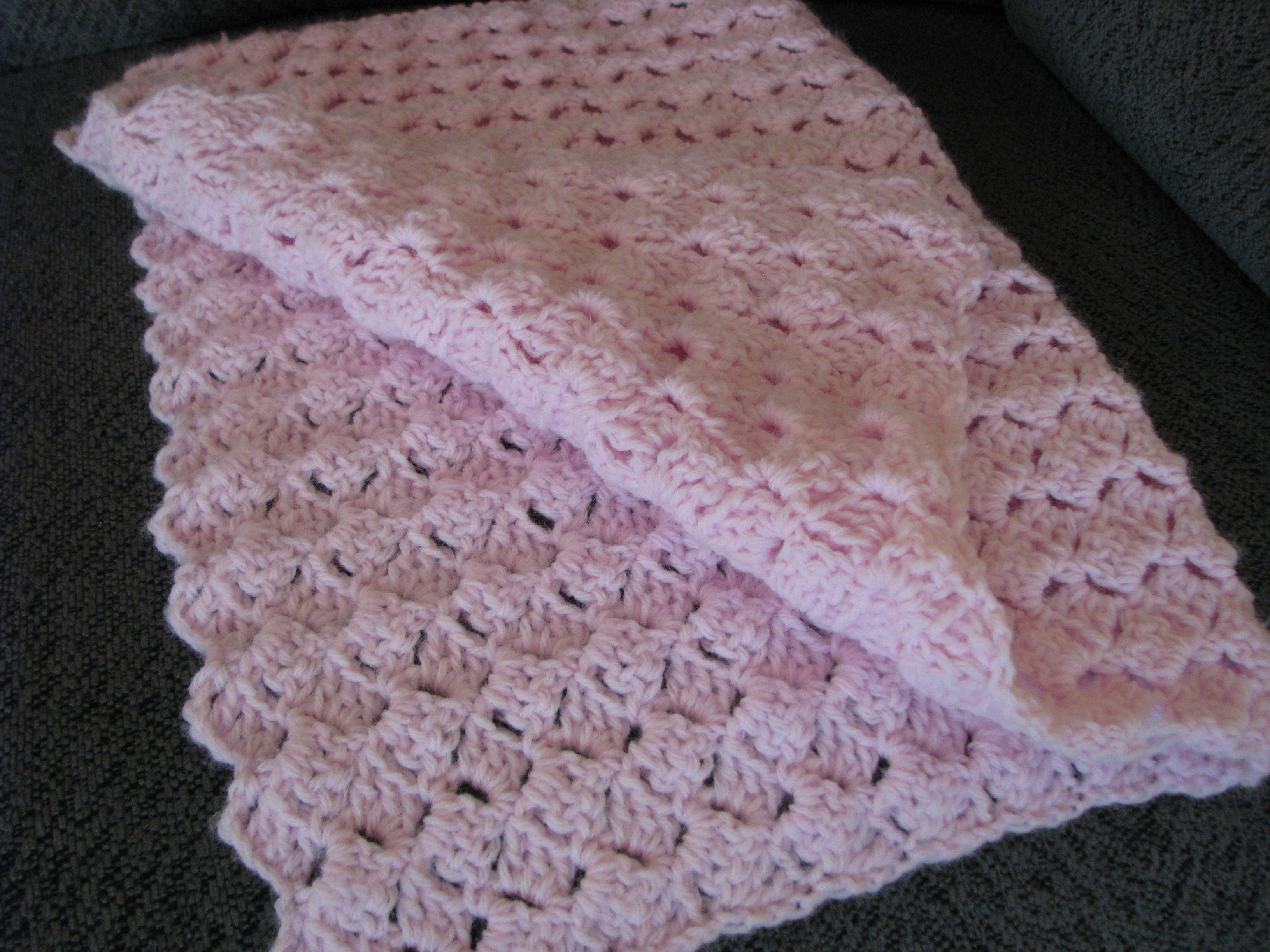 Afghan Blanket Crochet Pattern Awesome Homemade for the Holidays 20 Crocheted Baby Blanket or Of Incredible 43 Pictures Afghan Blanket Crochet Pattern