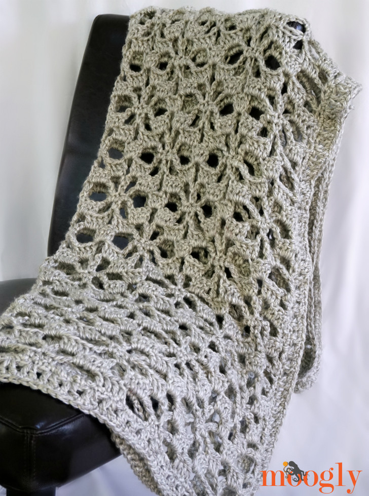 Afghan Blanket Crochet Pattern Inspirational Snowflake Lace Throw Moogly Of Incredible 43 Pictures Afghan Blanket Crochet Pattern