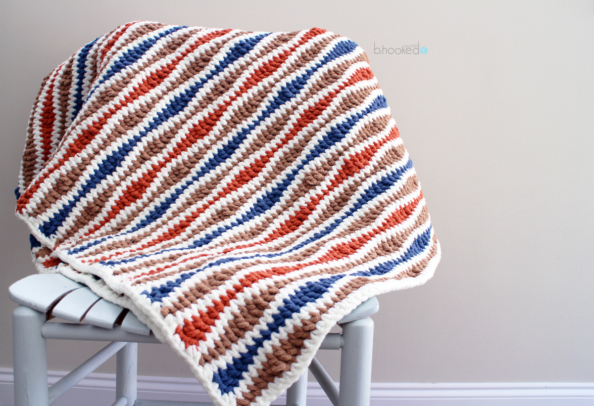 Afghan Blanket Crochet Pattern Inspirational Wavelength Afghan B Hooked Crochet Of Incredible 43 Pictures Afghan Blanket Crochet Pattern