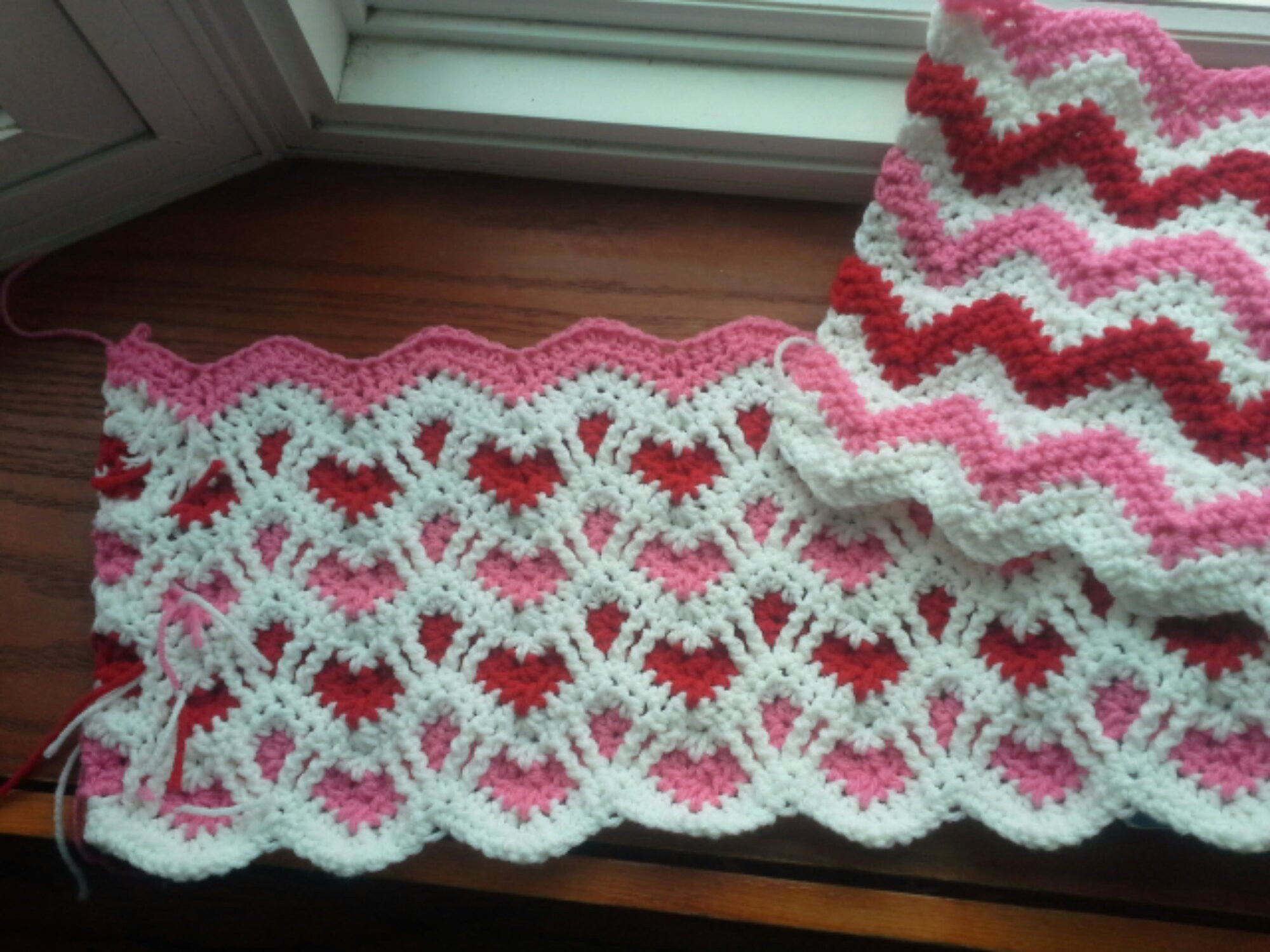 Afghan Blanket Luxury Heart Afghan Crochet – the Sparkly toad Of Amazing 48 Photos Afghan Blanket