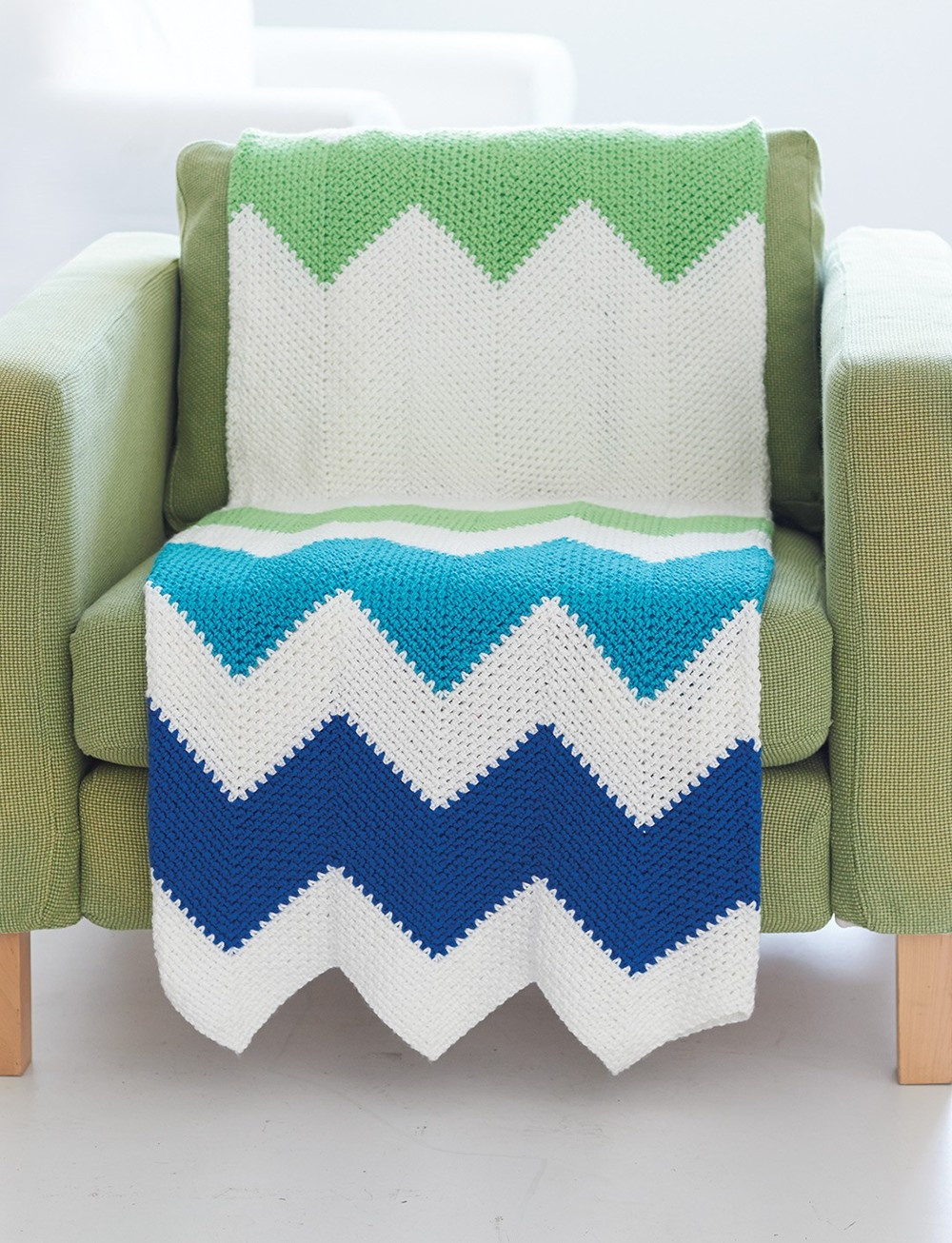 Afghan Blanket New Contemporary Zig Zag Throw Of Amazing 48 Photos Afghan Blanket