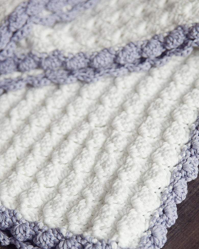 Afghan Blanket Pattern Awesome Vintage Chic Crochet Baby Blanket Of Attractive 40 Pics Afghan Blanket Pattern