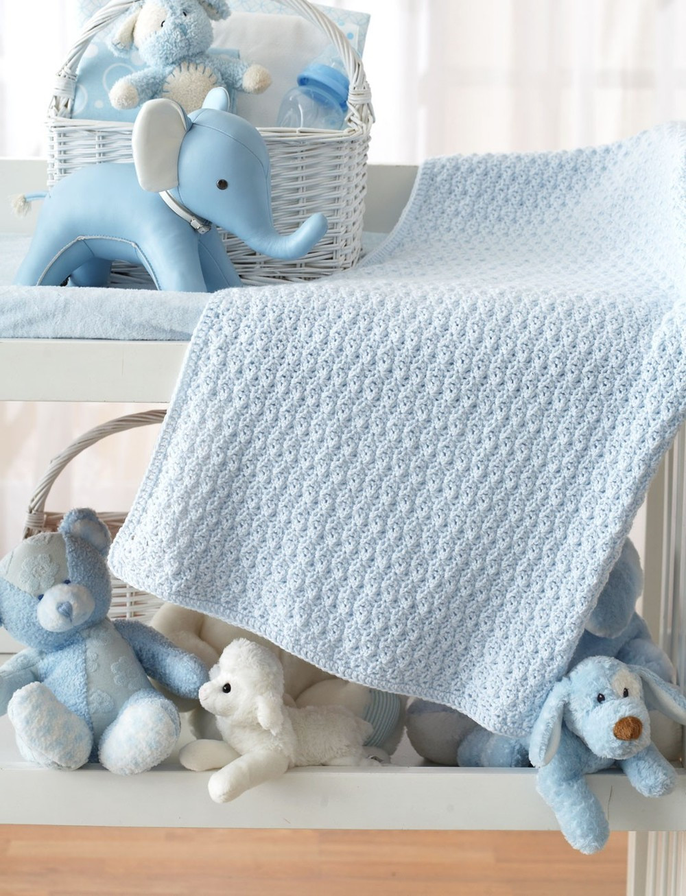 Afghan Blanket Pattern Luxury Bundle In Blue Crochet Baby Blanket Pattern Of Attractive 40 Pics Afghan Blanket Pattern