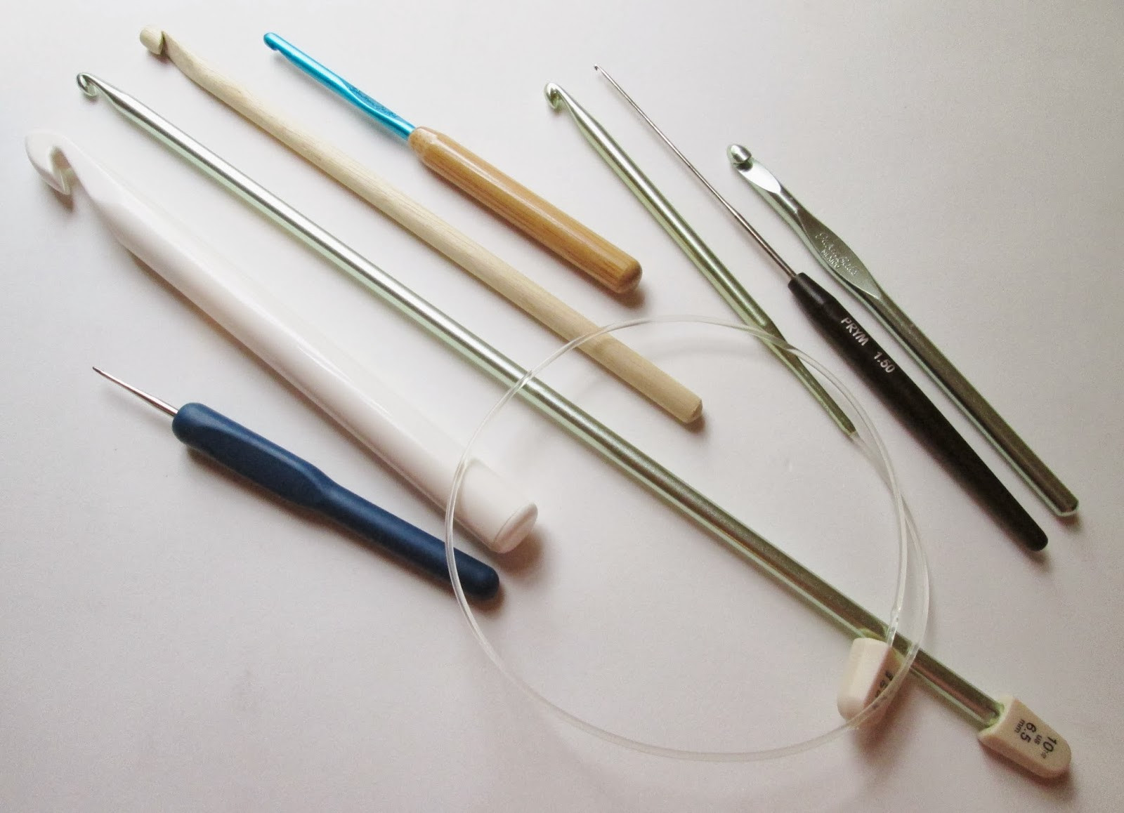 Gypsy Daughter Essays A Brief Introduction to Crochet Hooks