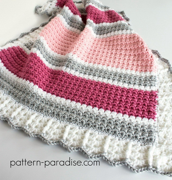 Afghan Crochet Patterns for Beginners Inspirational 45 Quick and Easy Crochet Blanket Patterns for Beginners Of Amazing 48 Models Afghan Crochet Patterns for Beginners