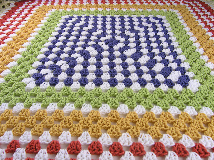 Afghan Square Crochet Patterns Beautiful Granny Crochet Afghan Of Amazing 50 Pics Afghan Square Crochet Patterns