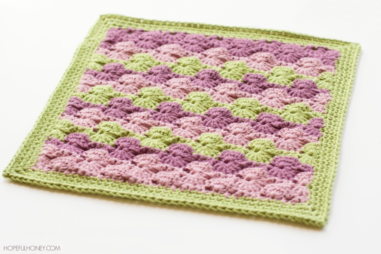 Afghan Square Crochet Patterns Best Of Meadow Afghan Square Interweave Of Amazing 50 Pics Afghan Square Crochet Patterns