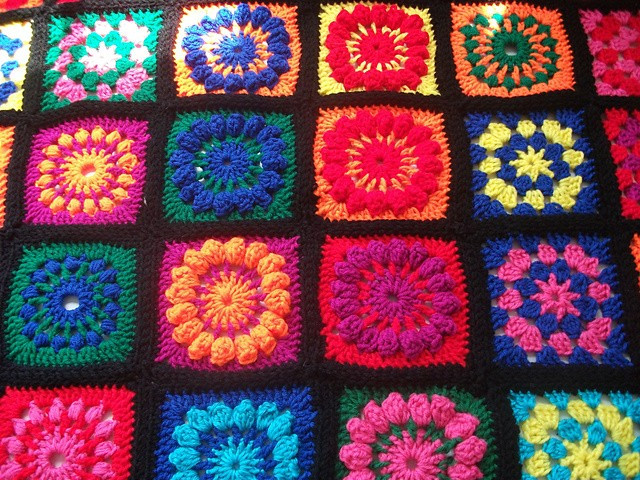Afghan Square Crochet Patterns Inspirational Afghan Granny Square Patterns Archives Knit and Crochet Of Amazing 50 Pics Afghan Square Crochet Patterns