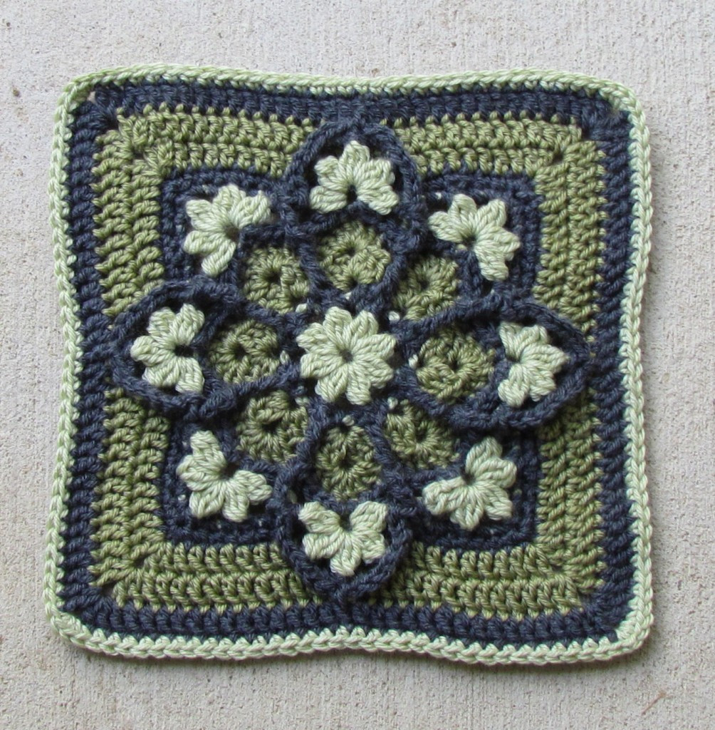 Afghan Square Crochet Patterns New Beautiful Stained Glass Afghan Square Ambassador Crochet Of Amazing 50 Pics Afghan Square Crochet Patterns