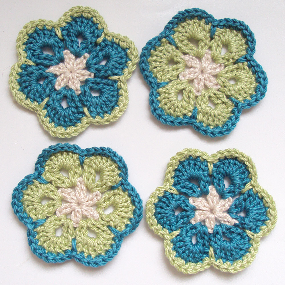 African Flower Crochet Pattern Awesome Artinall Crochet African Flowers Of Wonderful 50 Models African Flower Crochet Pattern