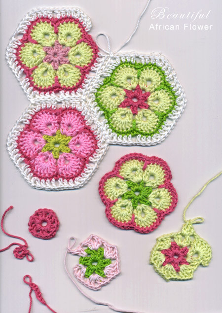 African Flower Crochet Pattern Lovely African Flower Paperweight Granny Free Crochet Patterns Of Wonderful 50 Models African Flower Crochet Pattern
