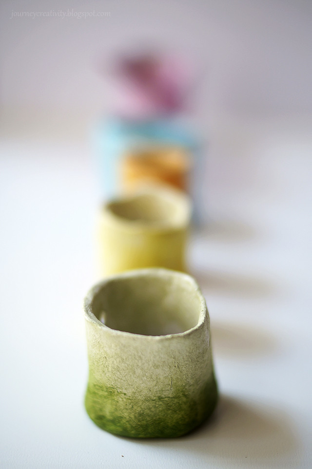 Air Dry Clay Beautiful Air Dry Clay Mini Pots Journey Into Creativity Of Top 47 Images Air Dry Clay