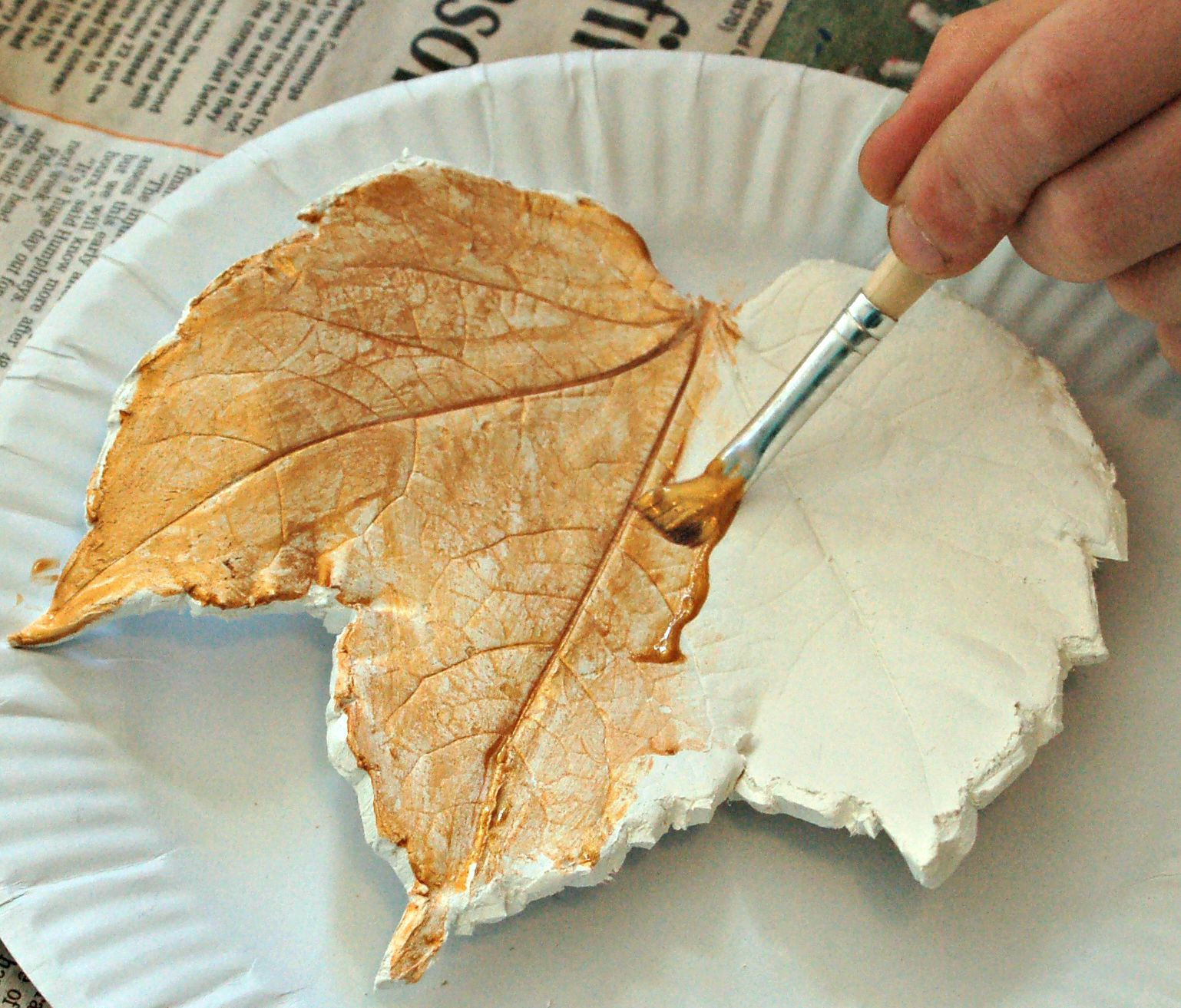 Air Dry Clay Best Of Craft Invaders Air Dried Clay Leaves • Craft Invaders Of Top 47 Images Air Dry Clay