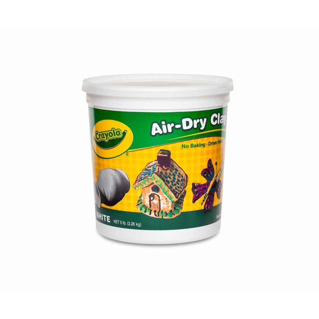 Air Dry Clay Lovely Crayola Air Dry Clay White Of Top 47 Images Air Dry Clay