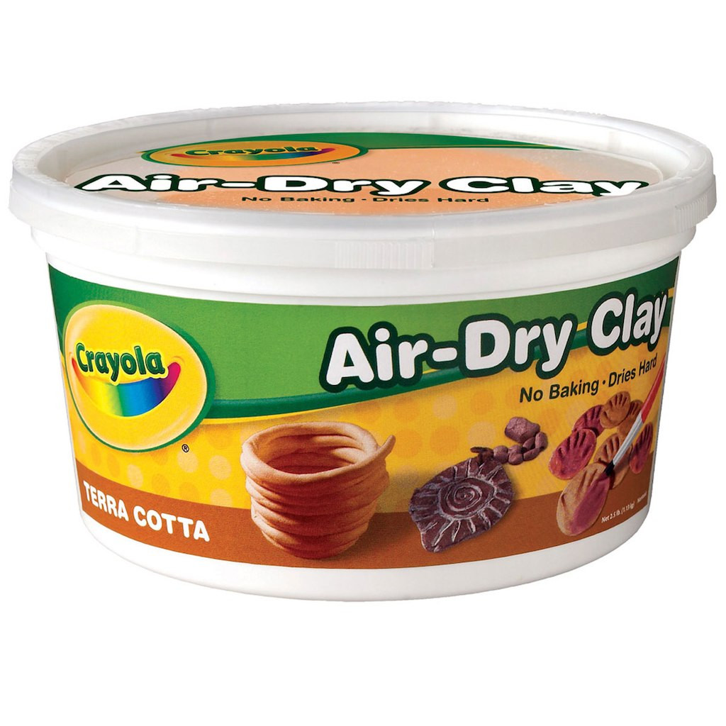 Air Dry Clay New Crayola Air Dry Clay Terra Cotta Of Top 47 Images Air Dry Clay
