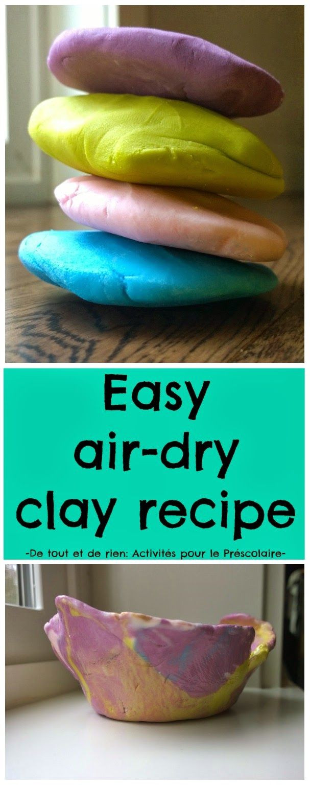 Air Dry Clay Unique Everything and Nothing Activities for Preschool Easy Air Of Top 47 Images Air Dry Clay