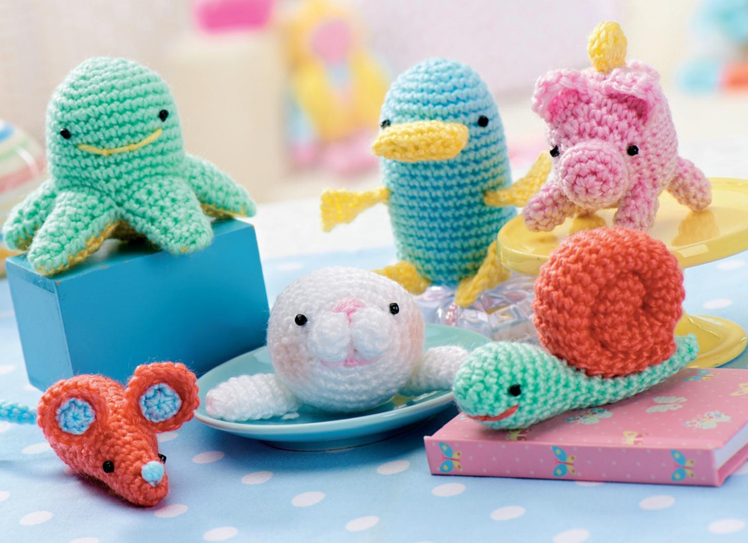 All Free Crochet Fresh Amigurumi Creatures Crochet Pattern Of Perfect 41 Ideas All Free Crochet