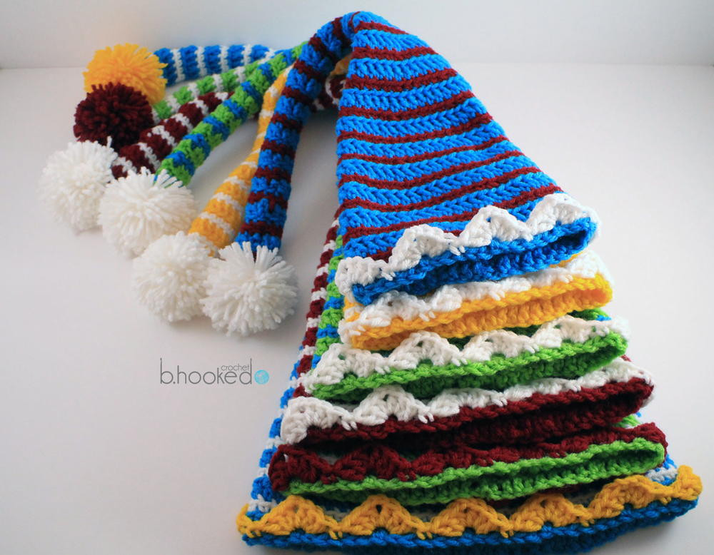 All Free Crochet Unique Elf Hats for the Entire Family Of Perfect 41 Ideas All Free Crochet