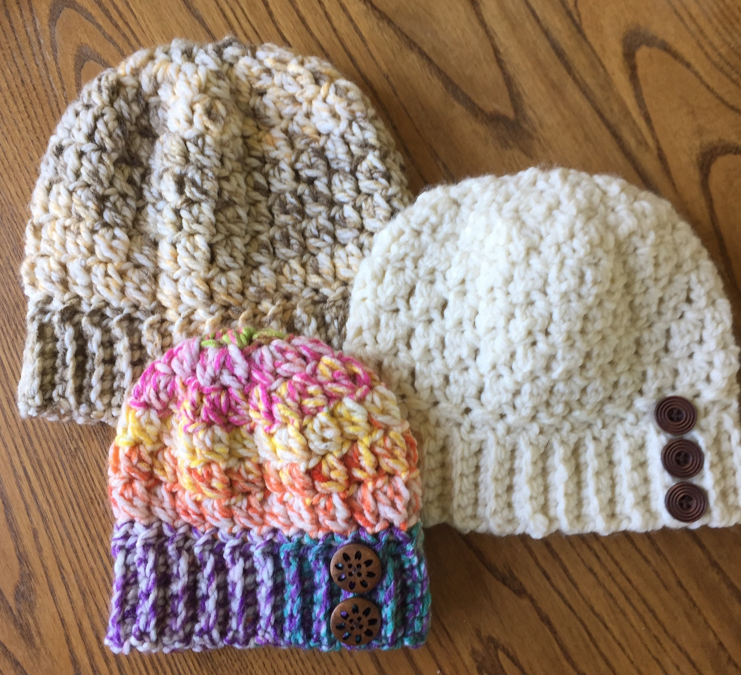 Skein and Hook Free Crochet Pattern The Bristol Hat