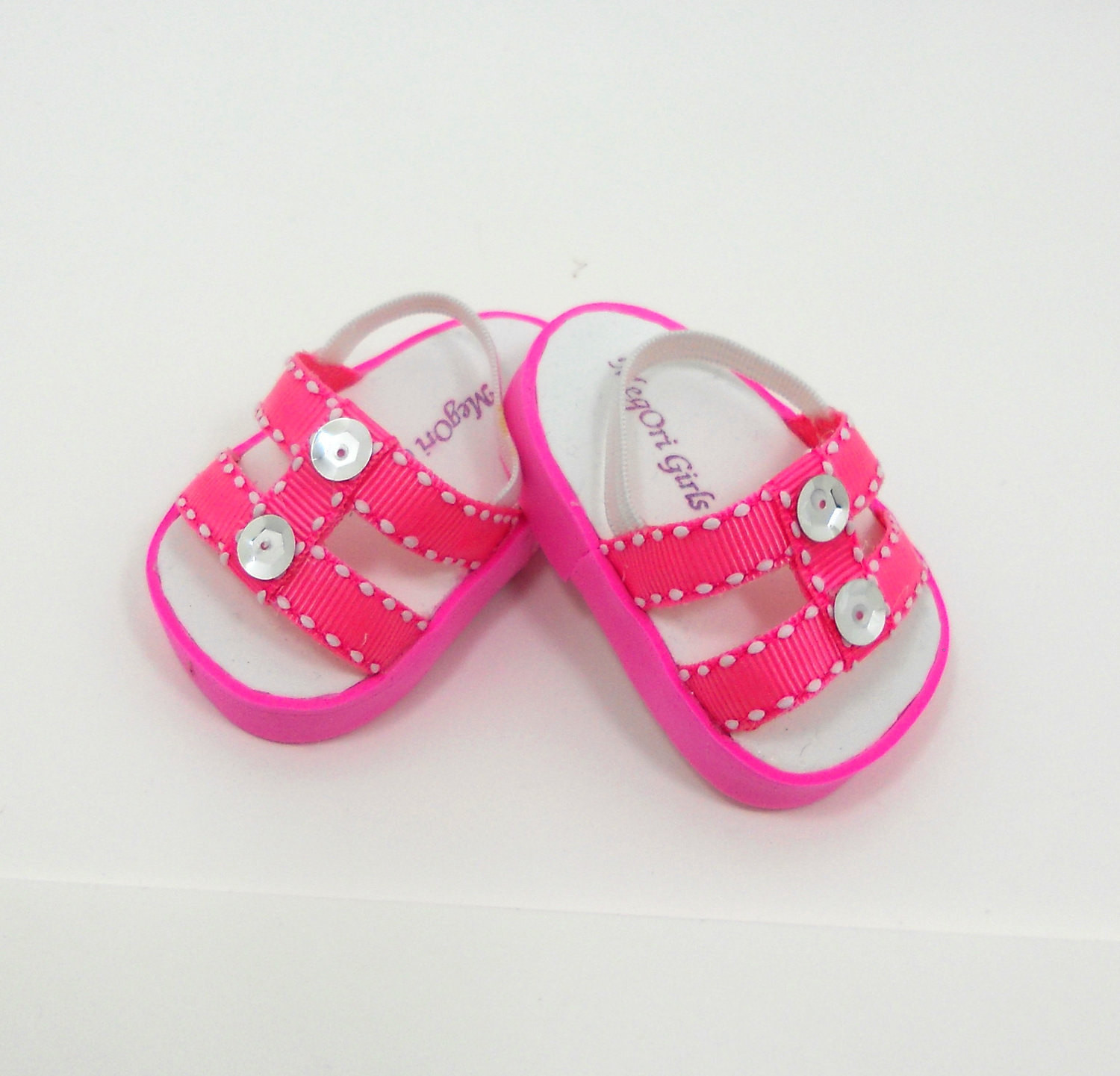 American Girl Doll Shoes Beautiful American Girl 18 Doll Shoes Sandals Hot Pink by Megorisdolls Of Attractive 48 Models American Girl Doll Shoes