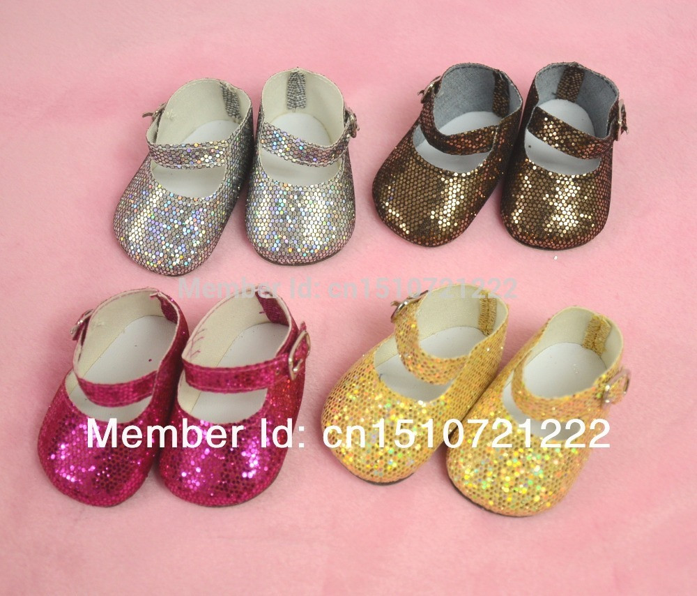 """Doll clothes doll shoes fit 18"""" american Girl Doll in"""