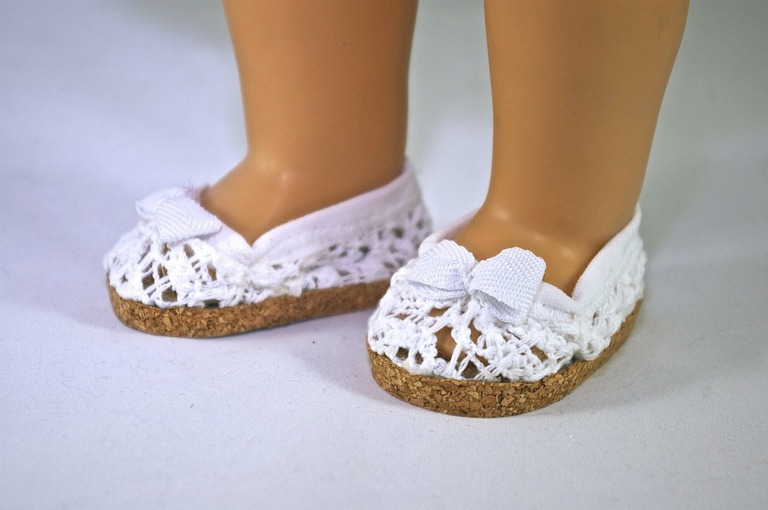 American Girl Doll Shoes Fresh American Girl 18 Inch Doll Shoes White Lace Crochet Of Attractive 48 Models American Girl Doll Shoes