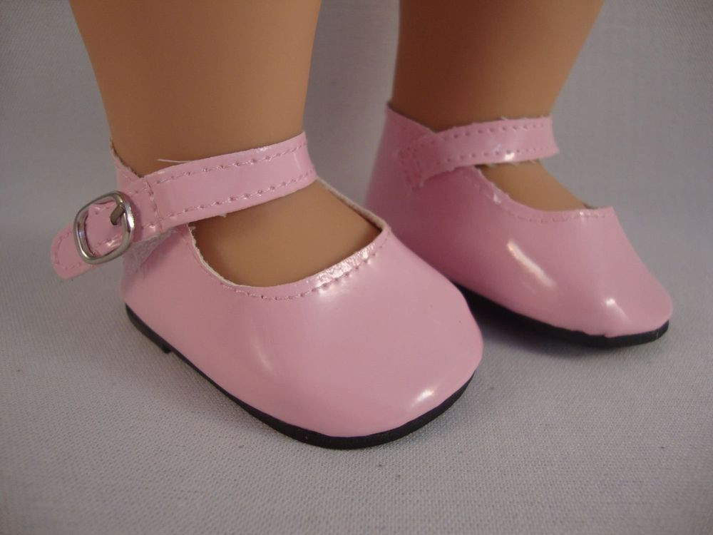 American Girl Doll Shoes Fresh Shiny Patent Pink Dress Shoes for 18 Inch Doll Made for Of Attractive 48 Models American Girl Doll Shoes