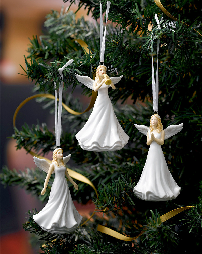 Angel Christmas ornaments Best Of Angel Christmas ornaments & S Of Gorgeous 40 Photos Angel Christmas ornaments