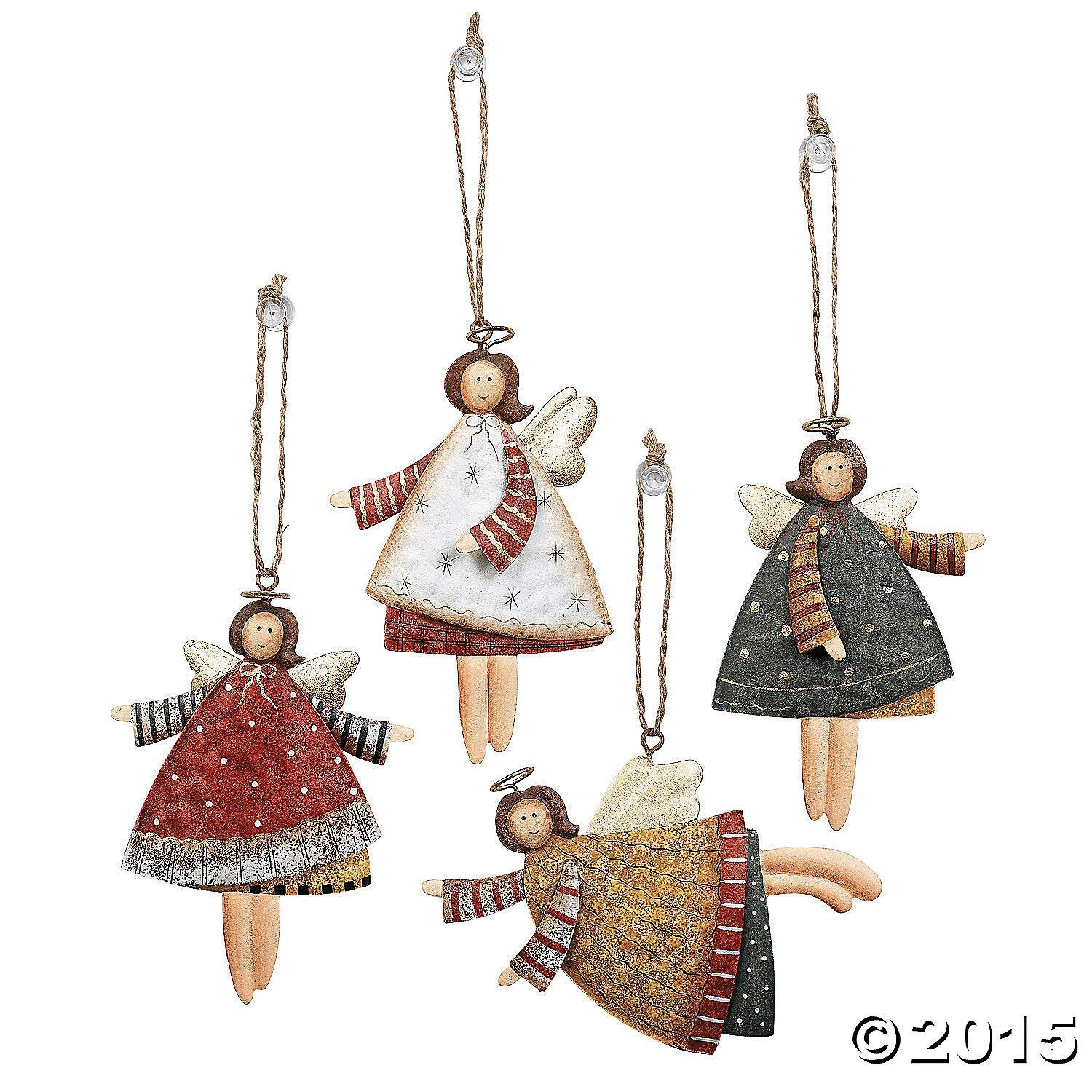 Angel Christmas ornaments Inspirational Christmas Angels ornament Sets Of Gorgeous 40 Photos Angel Christmas ornaments