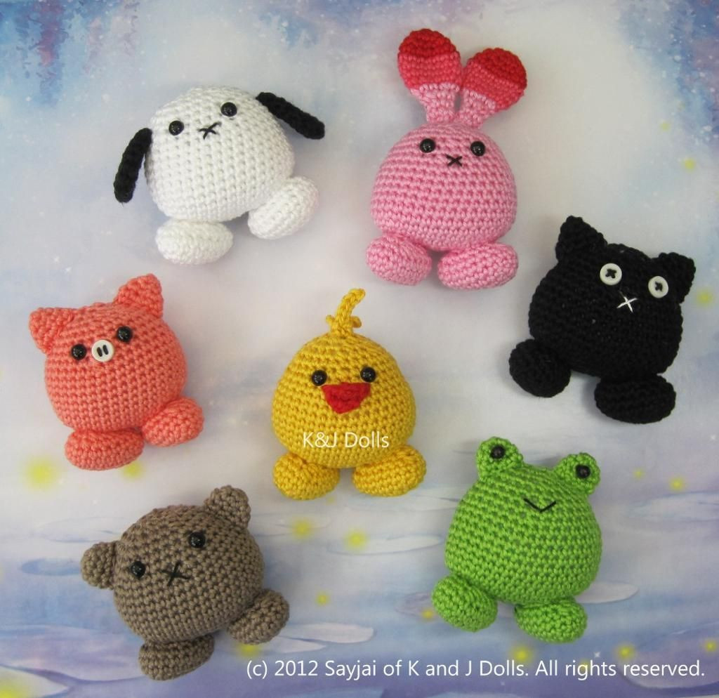 Animal Amigurumi to Crochet Fresh I Have Made the Bear Really Easy Pattern & Turned Out so Of Top 47 Photos Animal Amigurumi to Crochet