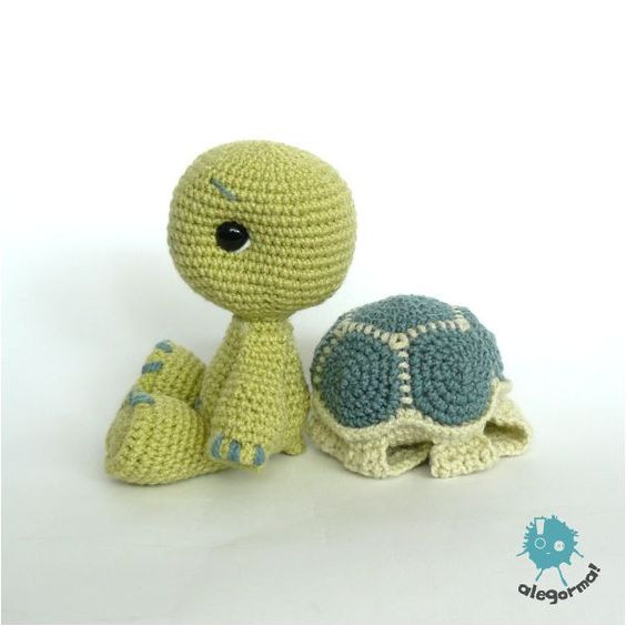Animal Amigurumi to Crochet Lovely Turtle Crochet Pattern Link for the Pattern Of Top 47 Photos Animal Amigurumi to Crochet