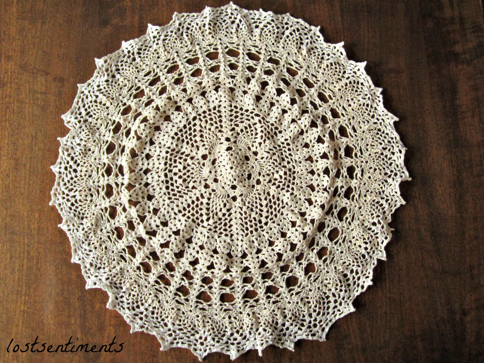 Antique Doilies Elegant Lostsentiments Vintage Crochet Doily Pattern Venus Of Wonderful 44 Models Antique Doilies