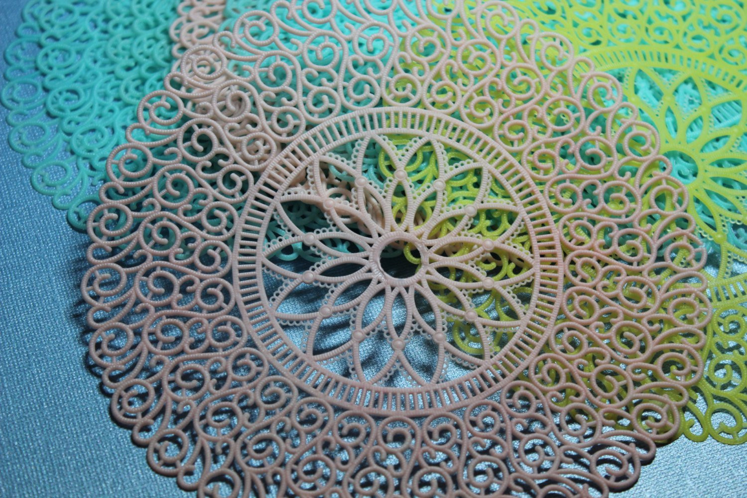 Antique Doilies Fresh 1 Vintage Plastic Lace Doily Of Wonderful 44 Models Antique Doilies