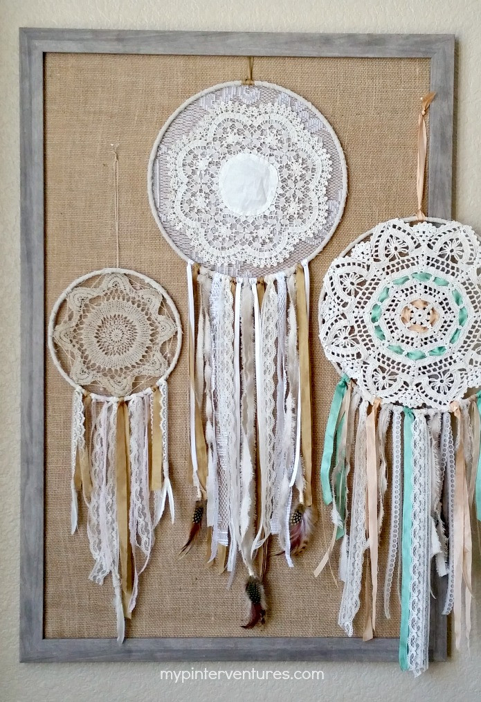 Antique Doilies Inspirational Vintage Doily Bohemian Dream Catcher Of Wonderful 44 Models Antique Doilies