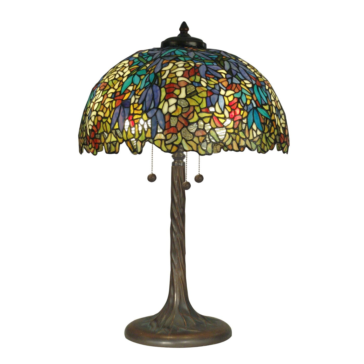 Antique Tiffany Lamps Awesome Dale Tiffany Tt 3 Light Table Lamp Antique Verde Of Amazing 47 Photos Antique Tiffany Lamps