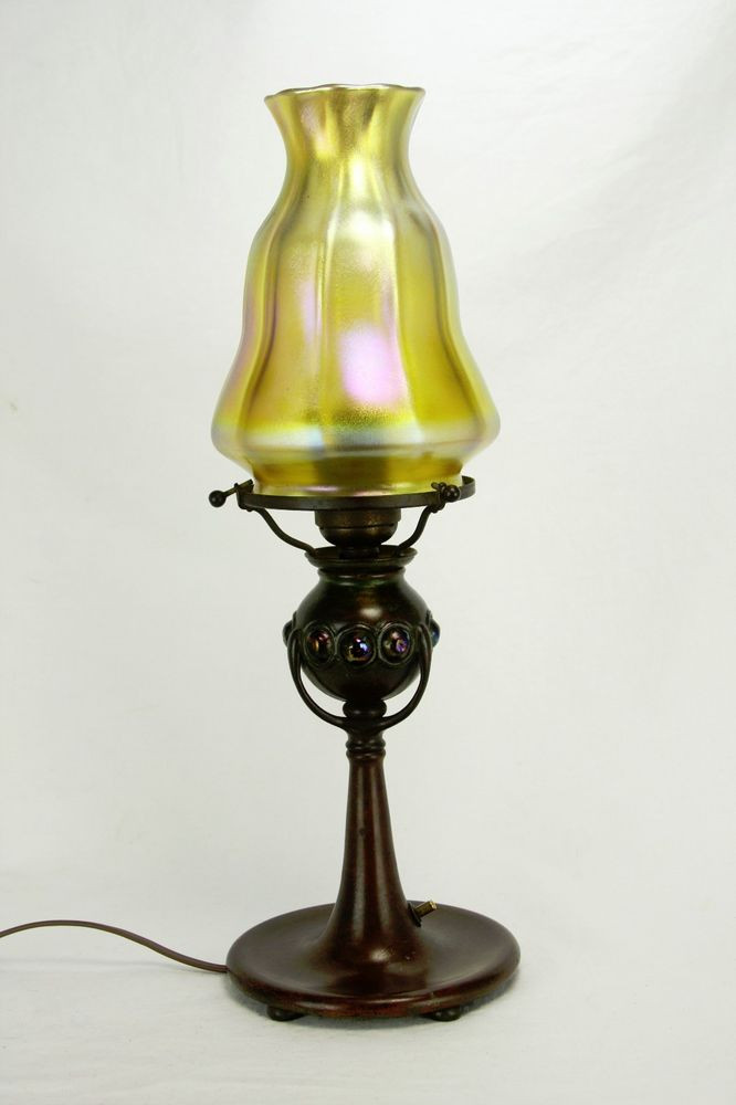 Antique Tiffany Lamps Beautiful Antique Tiffany Studios Bronze and Glass Lamp Ca1910 Of Amazing 47 Photos Antique Tiffany Lamps