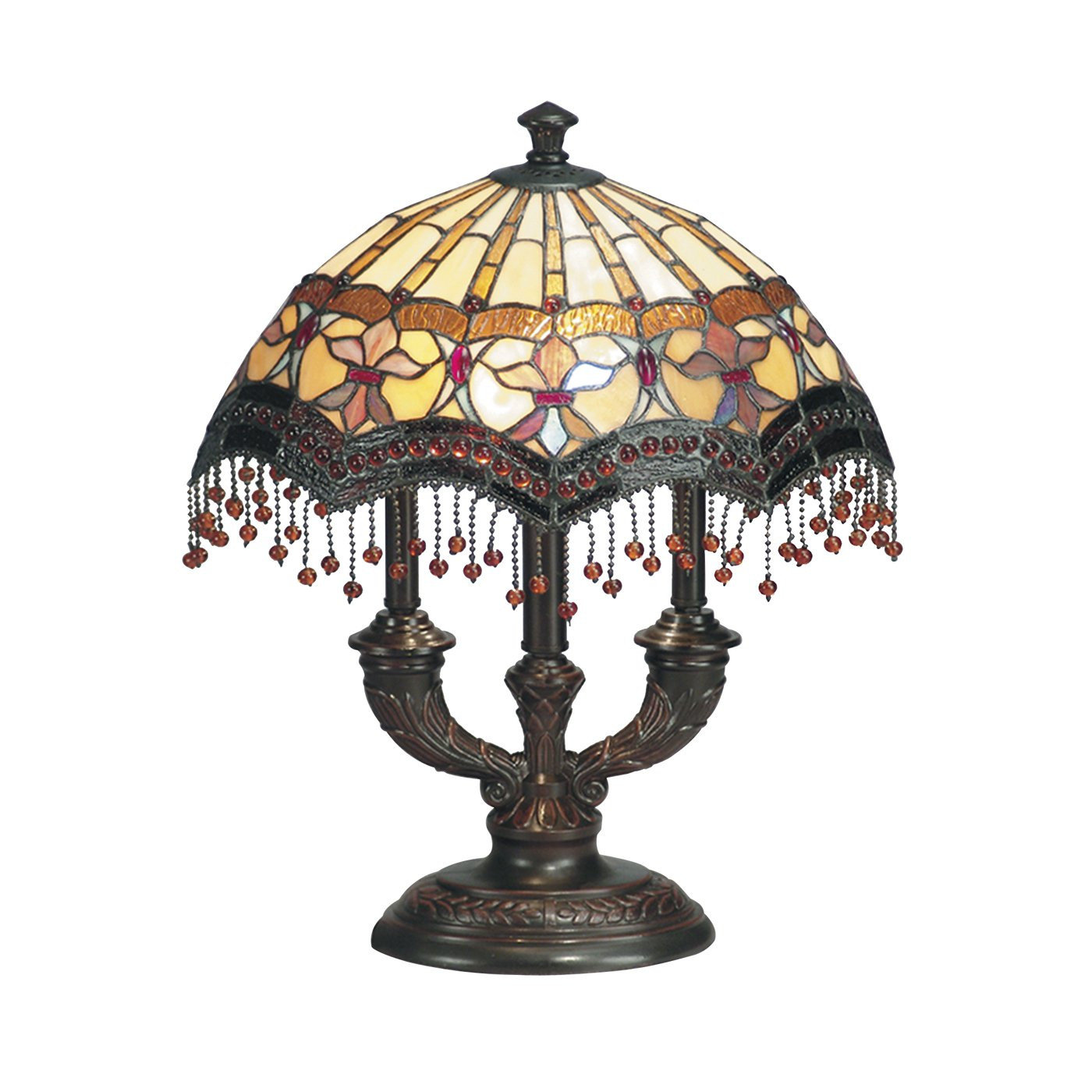 Antique Tiffany Lamps Beautiful Dale Tiffany 2 Light Marquette Table Lamp Antique Bronze Of Amazing 47 Photos Antique Tiffany Lamps