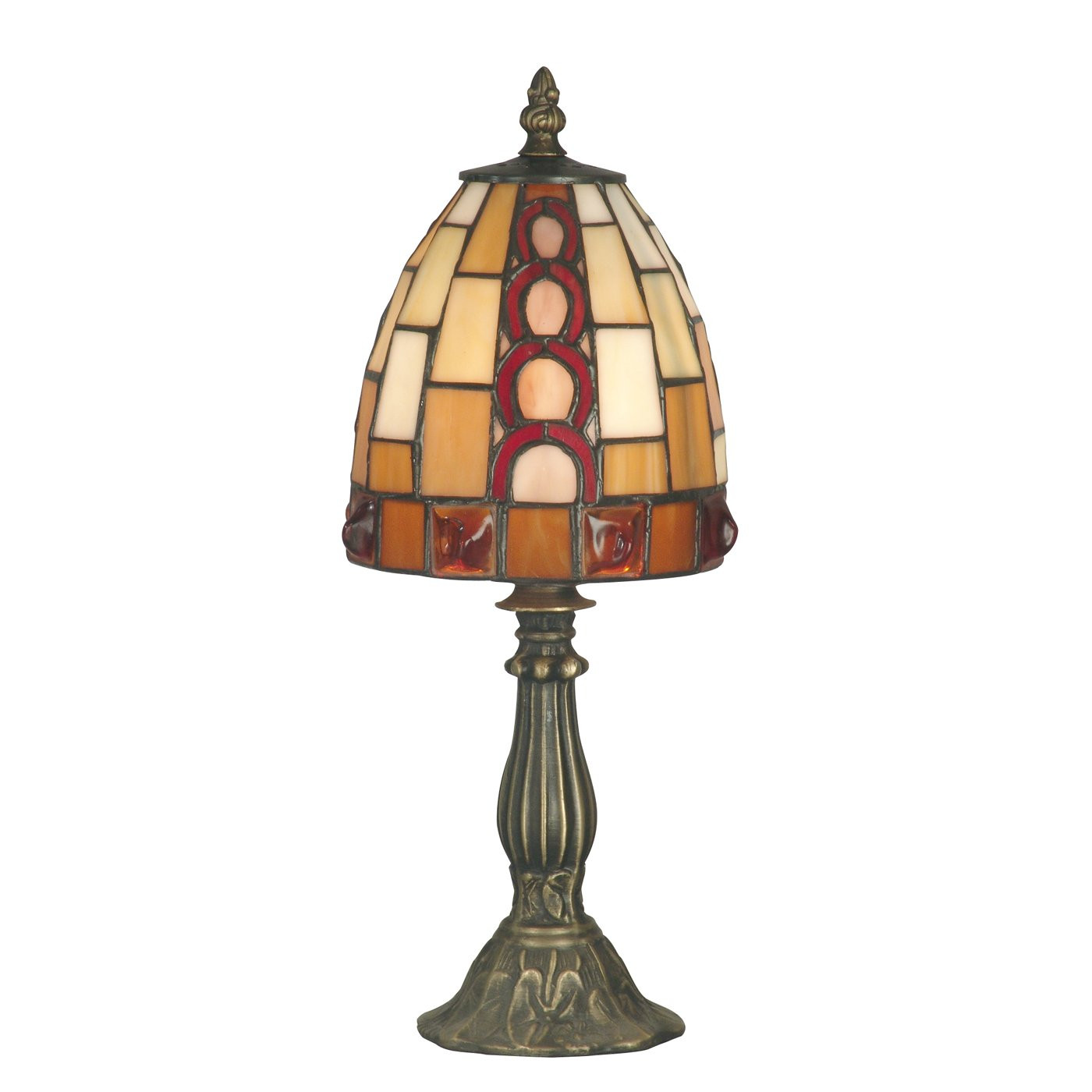 Antique Tiffany Lamps Beautiful Dale Tiffany Baroque Accent Desk Lamp Antique Brass Of Amazing 47 Photos Antique Tiffany Lamps