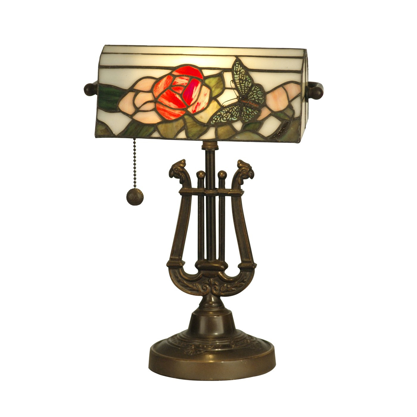 Antique Tiffany Lamps Lovely Dale Tiffany Tt Broadview Table Desk Lamp Antique Of Amazing 47 Photos Antique Tiffany Lamps