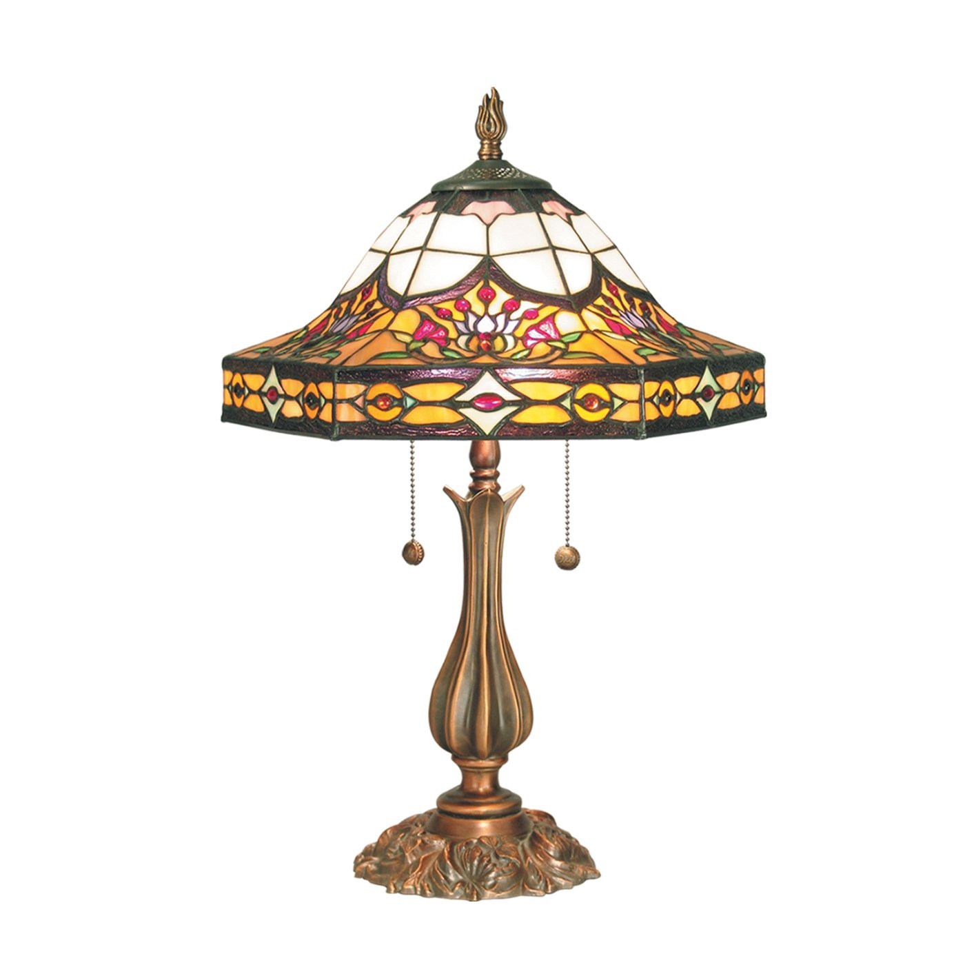 Antique Tiffany Lamps Luxury Dale Tiffany Tt 2 Light Belmont Table Lamp Antique Of Amazing 47 Photos Antique Tiffany Lamps