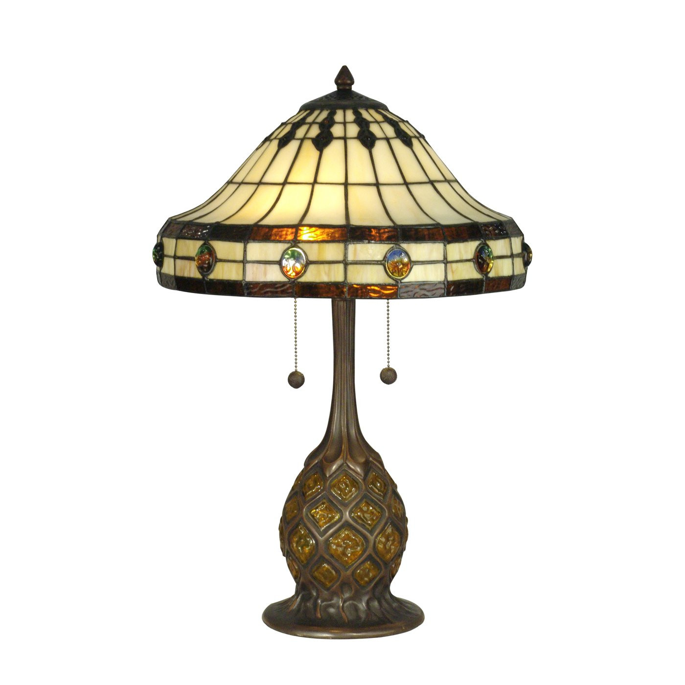 Antique Tiffany Lamps New Dale Tiffany Tt 2 Light Table Lamp Antique Bronze Of Amazing 47 Photos Antique Tiffany Lamps