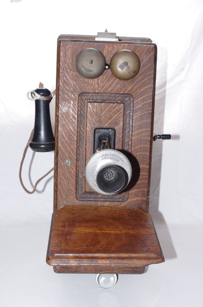 Antique Wall Phone Best Of Antique Kellogg 1901 Wall Mount Telephone Tiger Oak Of Gorgeous 50 Ideas Antique Wall Phone