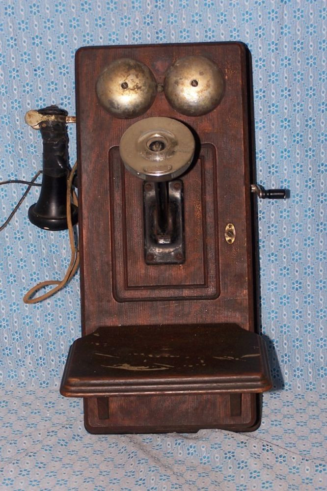 Antique Wall Phone Elegant Antique Western Electric Oak Wall Telephone 1800 S Of Gorgeous 50 Ideas Antique Wall Phone